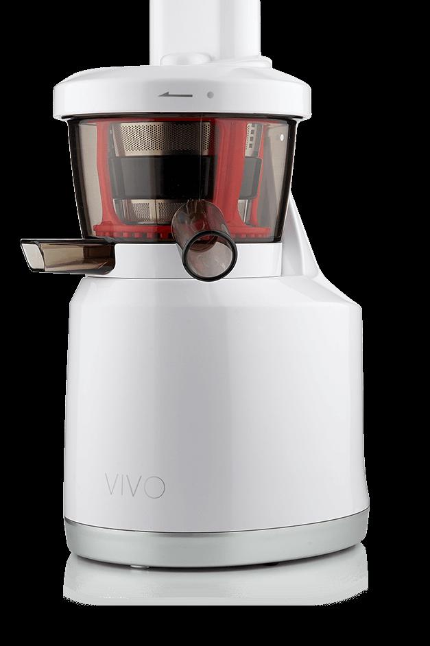 Estrattore di succo vivo a freddo Modell Smart colore bianco