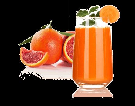 Succo vivo Arancio e carota